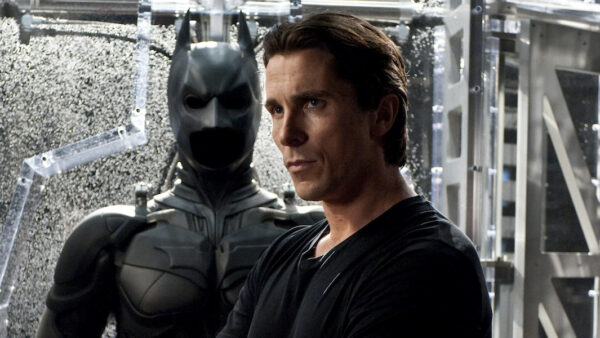 Christian Bale in Dark Knight