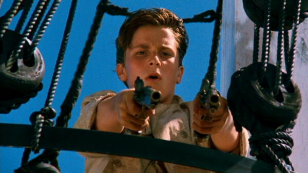 Treasure Island christian bale young