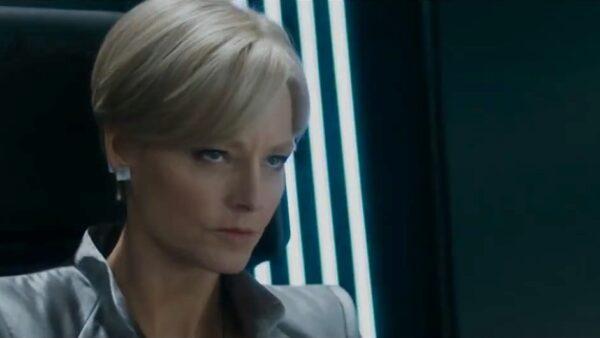 Jodie Foster Villain in Elysium 2013