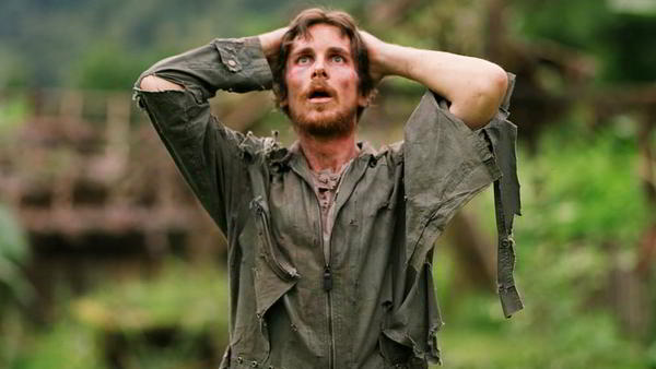Christian Bale Rescue Dawn (2006)