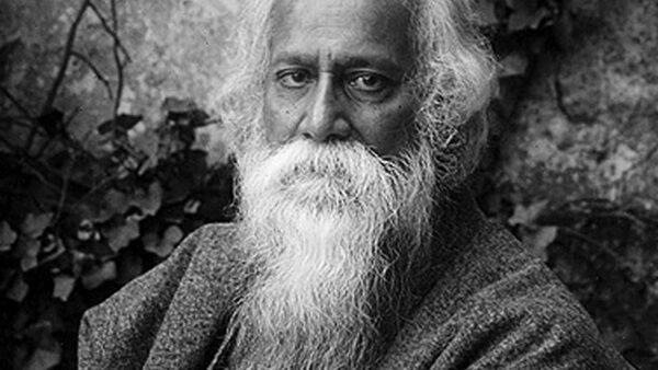 Author Rabindranath Tagore