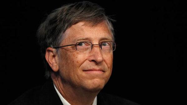 Business Magnate Bill Gates