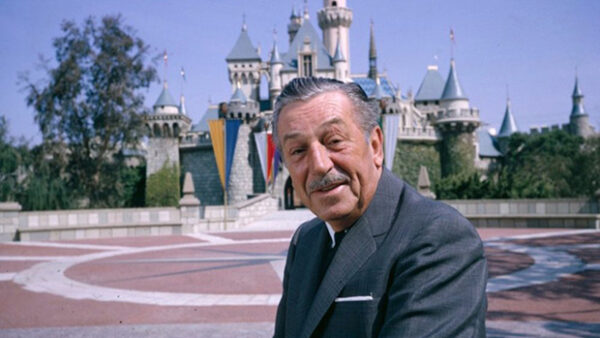 Entrepreneur Walt Disney