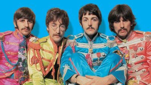 The Beatles Rock Baand