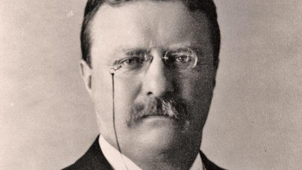 Theodore Roosevelt 26th US President Biopic