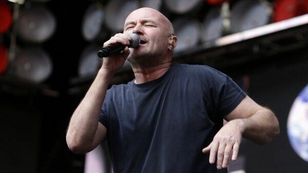 Phil Collins Singer
