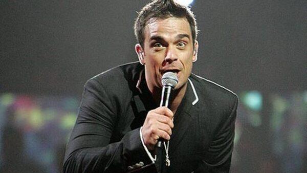 Robbie Williams Singer