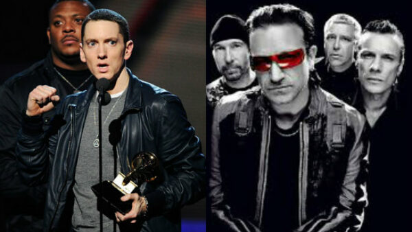 Eminem Beats U2