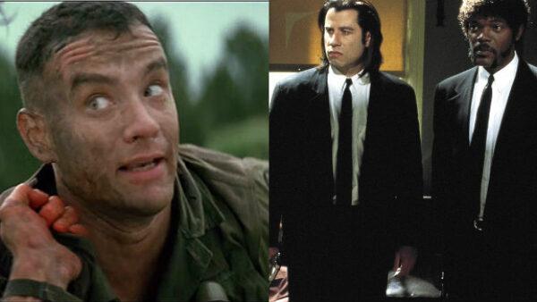 Forrest Gump Beats Pulp Fiction