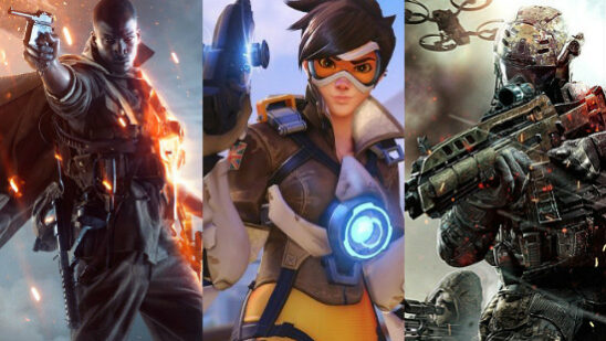 15 Best First Person Shooter Games of 2016
