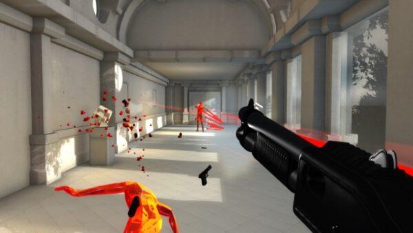 Superhot Gameplay