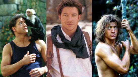 15 Best Brendan Fraser Movies of all Time