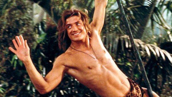 Brendan Fraser Flick George of the Jungle 1997
