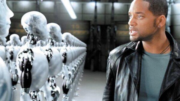 I, Robot 2004