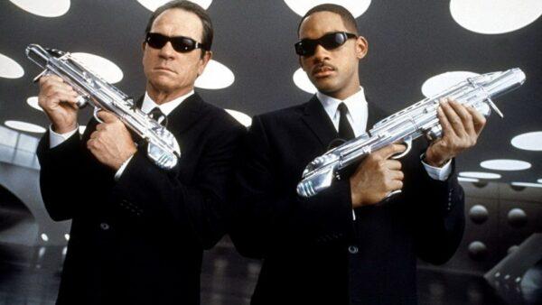 Men in Black 1997 Will Smith