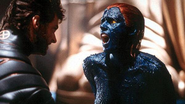 Wolverine vs Mistique in X Men