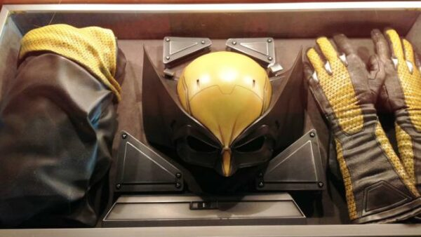 Wolverines Comic Book Costume