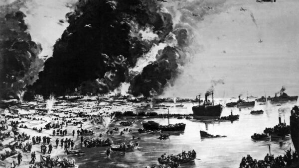 Adolf Hitler let 330,000 British troops flee at Dunkirk