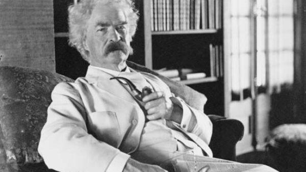 Mark Twain Writer