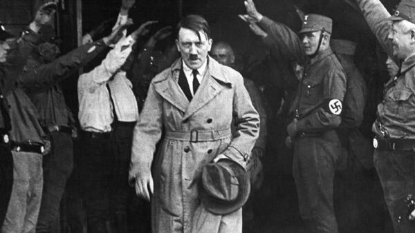 Adolf Hitler was unquestionably in control of the Germany soldiers