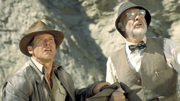 Indiana Jones and the Last Crusade 1989