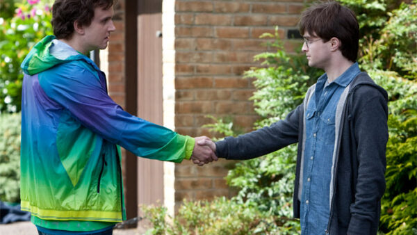 Harry and Dudley Make Amends