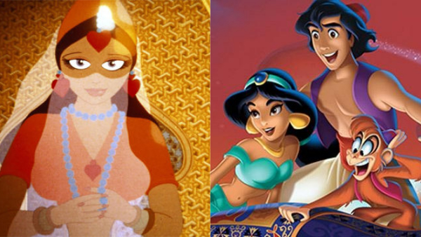Aladdin And The Thief And The Cobbler