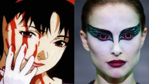 Black Swan And Perfect Blue