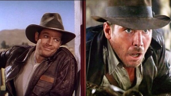 Raiders of the Lost Ark And Secret of the Incas