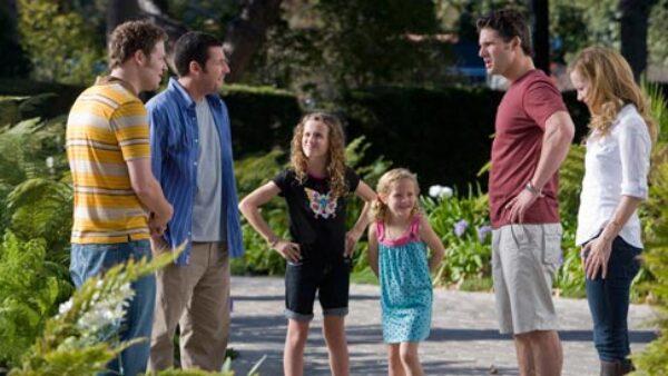 Adam Sandler Film Funny People 2009