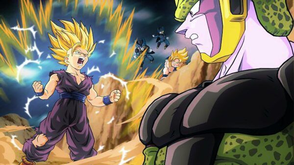 Gohan has Killed 15 Characters