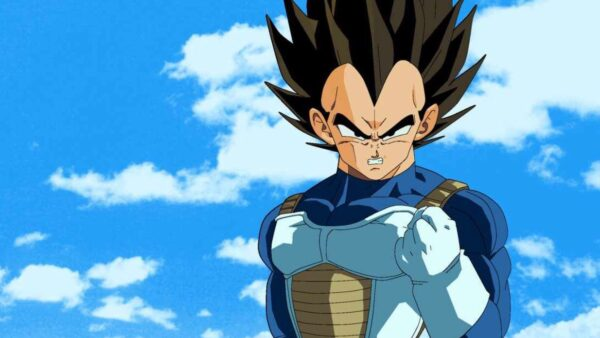 Vegeta was Meant to be Killed Off