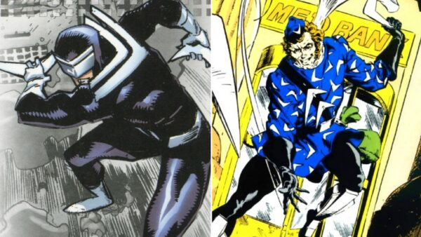 Boomerang Captain Boomerang Marvel and DC character