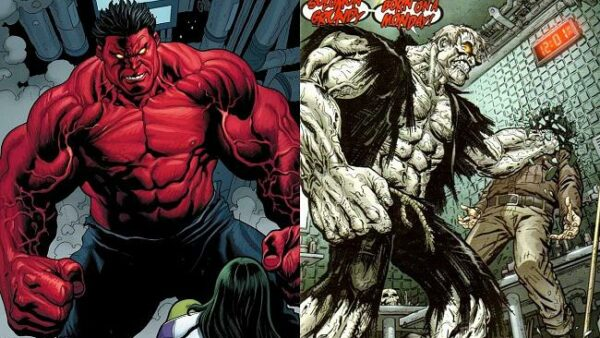 The Hulk VS Solomon Grundy