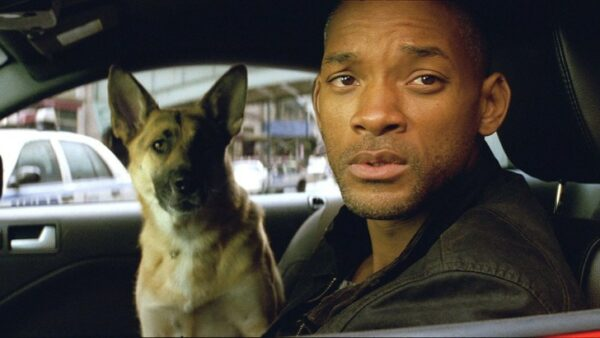 I Am Legend 2007