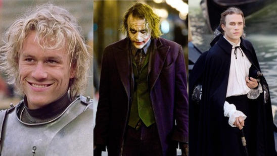 best heath ledger movies of all time