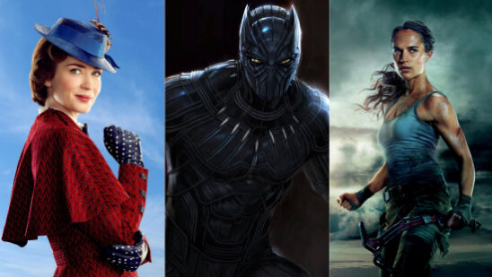 15 Most Anticipated Movies of 2018