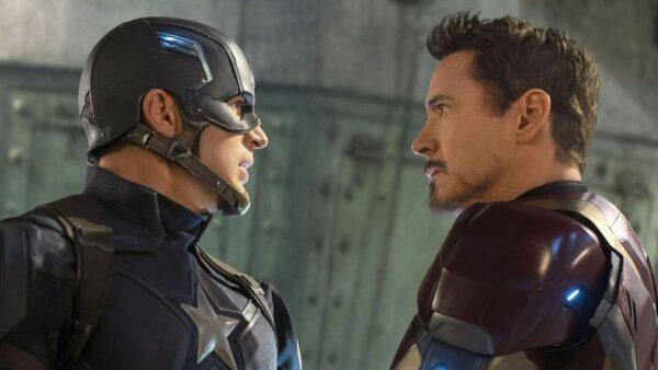 Robert Downey Jr Film Captain America Civil War 2016