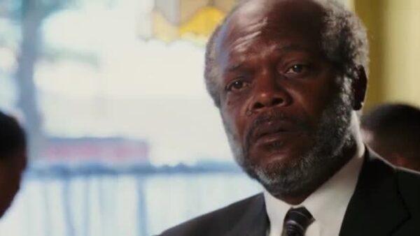 Samuel L Jackson in Black Snake Moan 2006