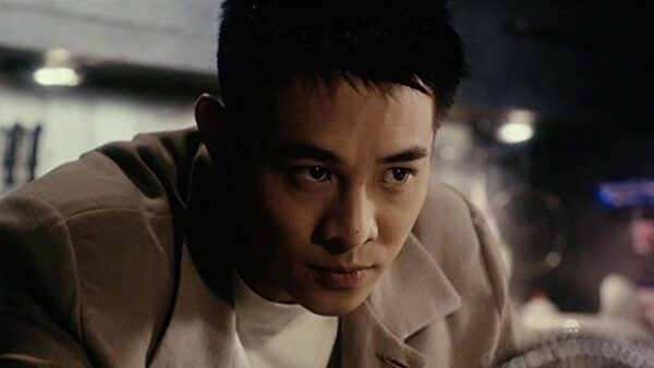 Jet Li Flick The Bodyguard from Beijing 1994