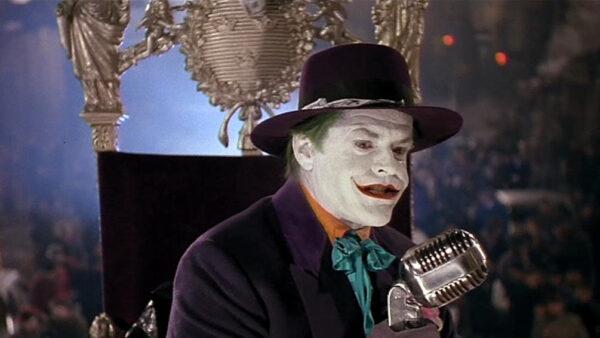 Jack Nicholson Batman Movie