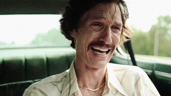 Matthew McConaughey Dallas Buyers Club