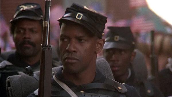 Denzel Washington Film Glory 1989