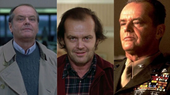 Best Jack Nicholson Movies of all time