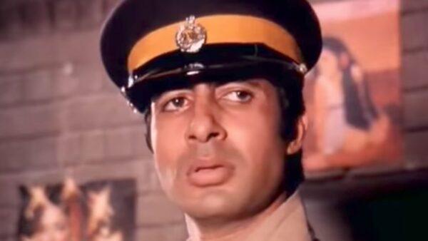Amitabh Bachchan Zanjeer Movie