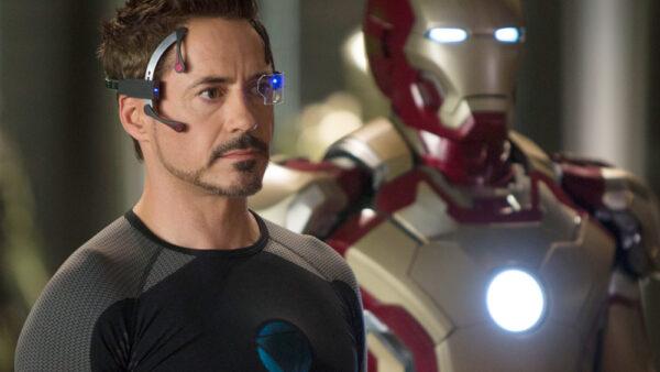 Iron Man saved Robert Downey Jr career