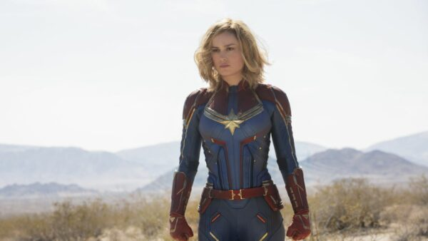 Captain Marvel Avengers 4