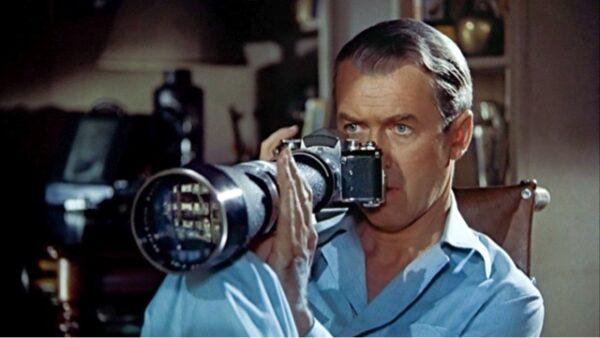 Rear Window Movie 1954