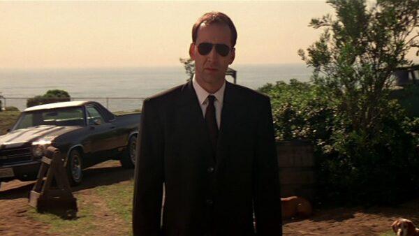 John Travolta in Face Off 1997