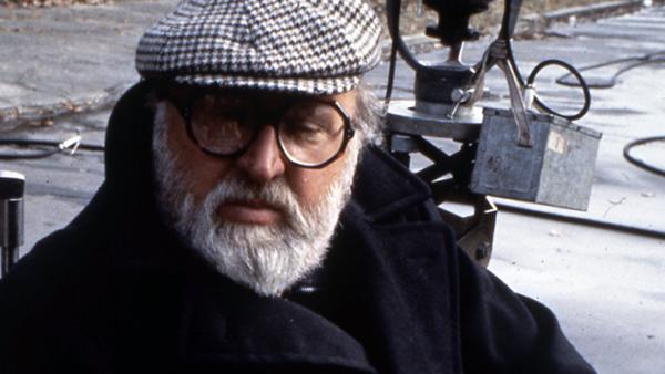 Director Sergio Leone